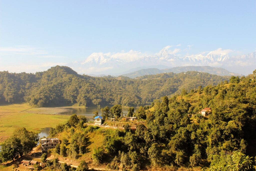 2019 Rotary Club trip to Nepal